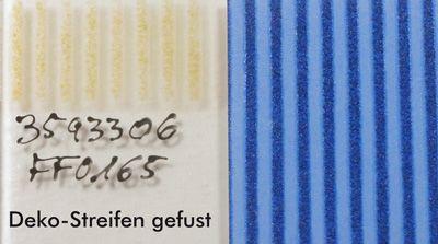 Deko-Streifen für Floatglas 0165