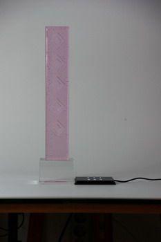 Leucht Sockel 60x90mm mit 6er LED
