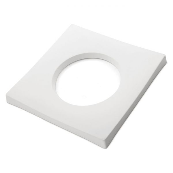 Fusingform Drop Out Quadrat/ rund