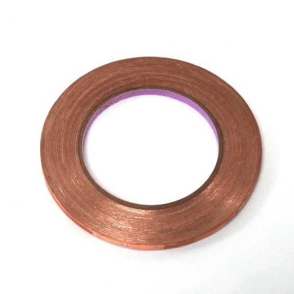 """Kupferfolie (V) kupfer 7/32"""" 5.7mm"""