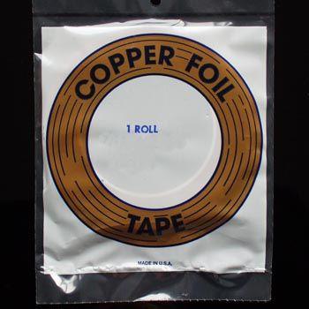 """EDCO Kupferfolie kupfer 13/64"""" 5,2mm"""