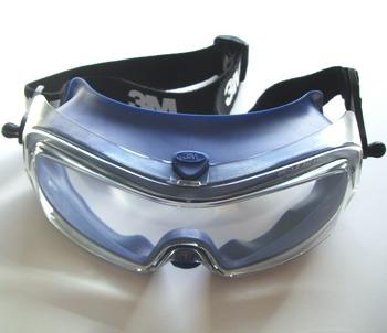 3M Vollsicht Schutzbrille Modul R