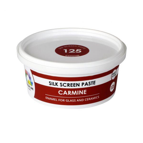 Colorline Paste 125 karminrot 150g