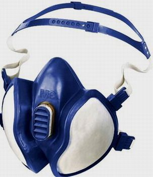 3M Lakierhalbmaske