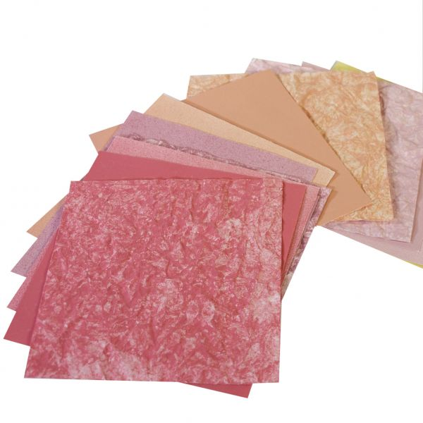 Papier Set Nr. 53 fusible 12,5 x 12,5