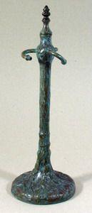 Fuß CHERRY-TREE grün 45 cm