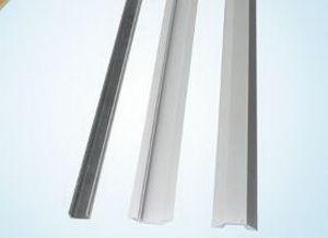 Alu-Profil, WD03, Abdeckung klar od. opal, 2 Meter