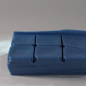Gelflex-Formmasse hard (blau)