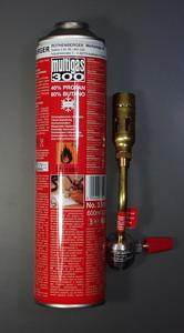 Brennerset 330/1750 C