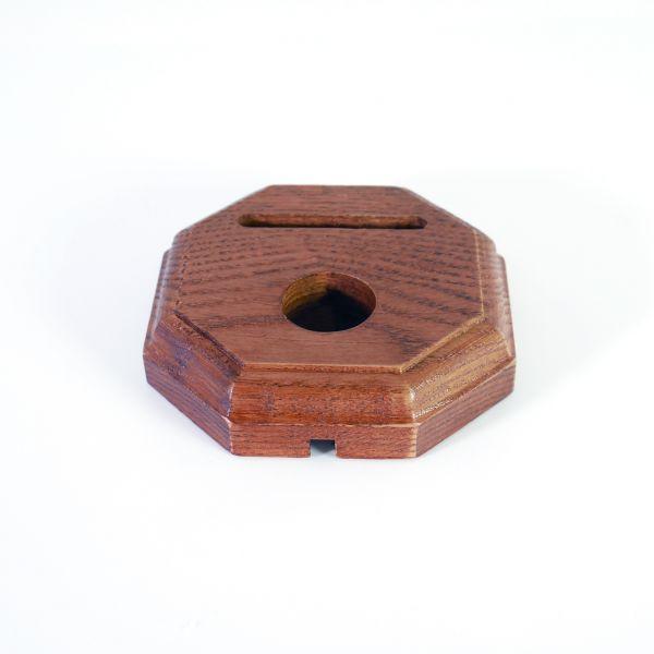 Fächerfuß HOLZ 3 cm