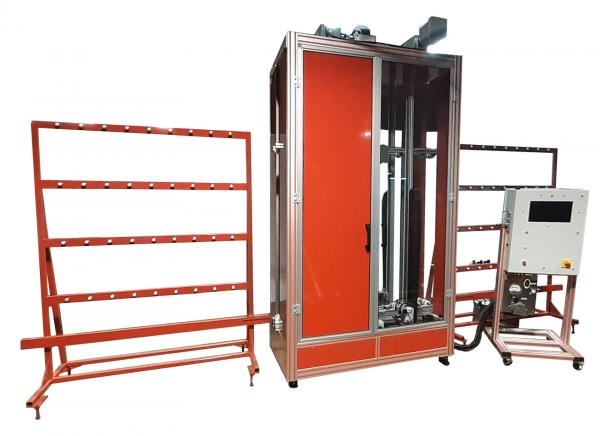 UNELKO Invisible Shield®Microburst™ - V2S Beschichtungsanlage
