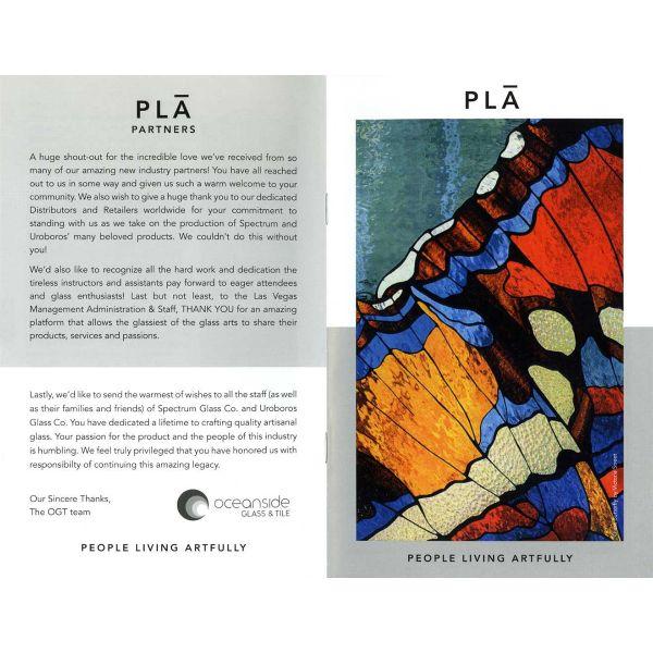 Oceanside´s PLA Magazin