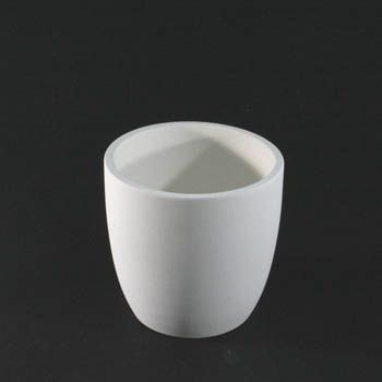 Glasschmelztiegel 100x115 mm