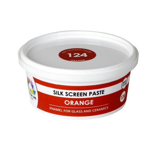 Colorline Paste 124 hellrot 150g