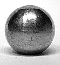 Endknopf KUGEL klein d:16 mm