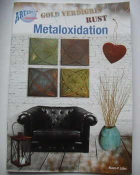 Broschüre Metalloxidation Rust
