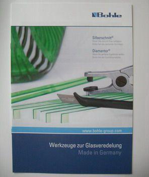 Katalog Bohle - Werkzeuge zur Glasveredelung