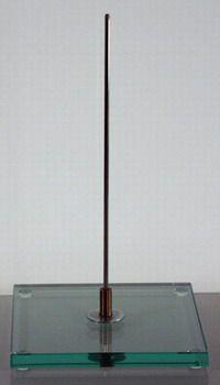 CANDELA Edelstahlstab 100 cm
